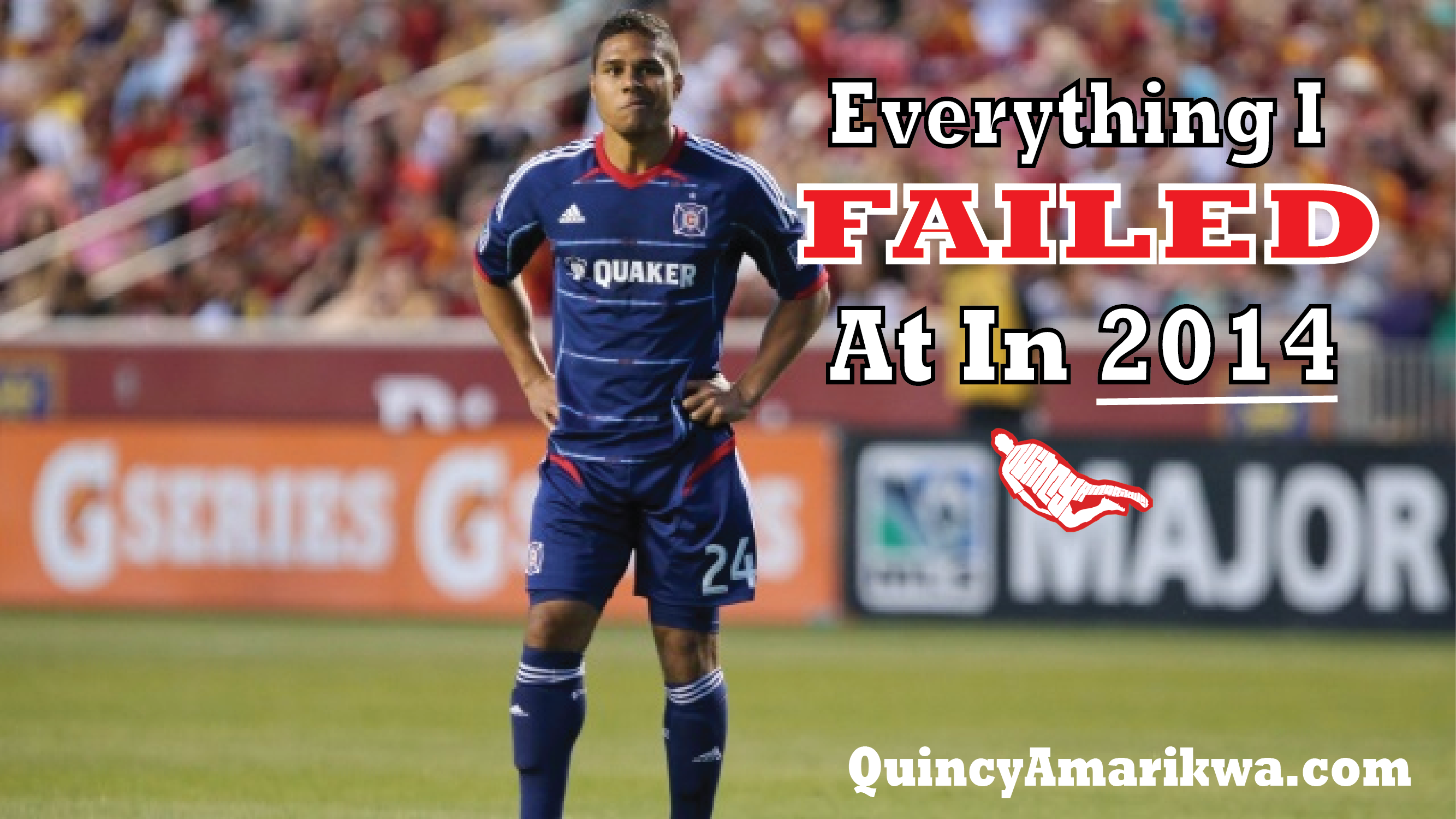 Everything I failed at 2014